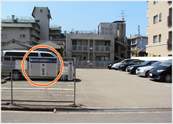 駐車場写真3